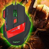 Retail High Quality Professional Wired Gaming Mouse 7 Button 3200 Dpi 7 Led Optical Usb Gamer Computer Mouse Mice Cable Mouse Intl