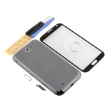 Buy High Tech Genuine Gray Housing Case Screen Glass Tools Kit For Samsung Note 2 N7100 Intl On China