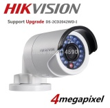Cheaper Hikvision Original Ds 2Cd2042Wd I Full Hd 4Mp High Resoultion Poe Ir Ip Camera English Version Network Cctv Camera Intl