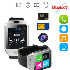 Discount Hot Jv08S Dz09 Bluetooth Smart Watch Phone Gsm Sim For Androidiosiphone Intl Oem On China