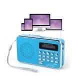 Hot Mini Digital Portable Music Mp3 Player Micro Sd Tf Card Speaker Fm Radio Sb Intl Price Comparison