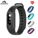 Review Hot Original For B15P Smartband Blood Pressure Monitor Heart Ratemonitor For Ios Android Smartband Smart Band Gift High Quality Intl China