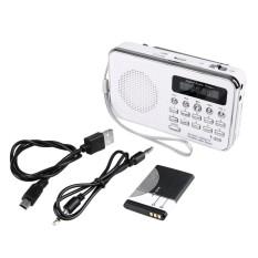 Price Comparisons Hot Sell Tech Accessories Sd Tf Card Slot Usb Line In Speaker Digital Multimedia Mp3 Music Fm Radio Intl