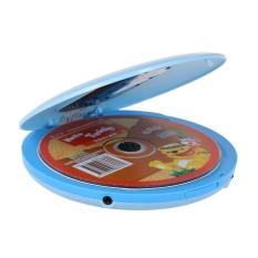 Hott Cd611 Cd Player Shockproof Anti Scratch Disc Type Cd Cd R Cd Rw Playable Format Cd Da Mp3 Wma White Blue Plug Intl For Sale