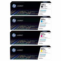 Buy Hp 201A Original Combo Value Pack Black Cyan Magenta Yellow Cf400A Cf401A Cf402A Cf403A Value Pack For For Printer Hp Laser Pro M252 Mfp M277 Hp