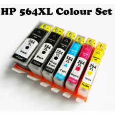 Recent Hp Compatible 564Xl Set Printer Ink Cartridges For Hp Photosmart C309 C310 C410 D5460 3520 5520 6510 6520 7510 7520 Printer