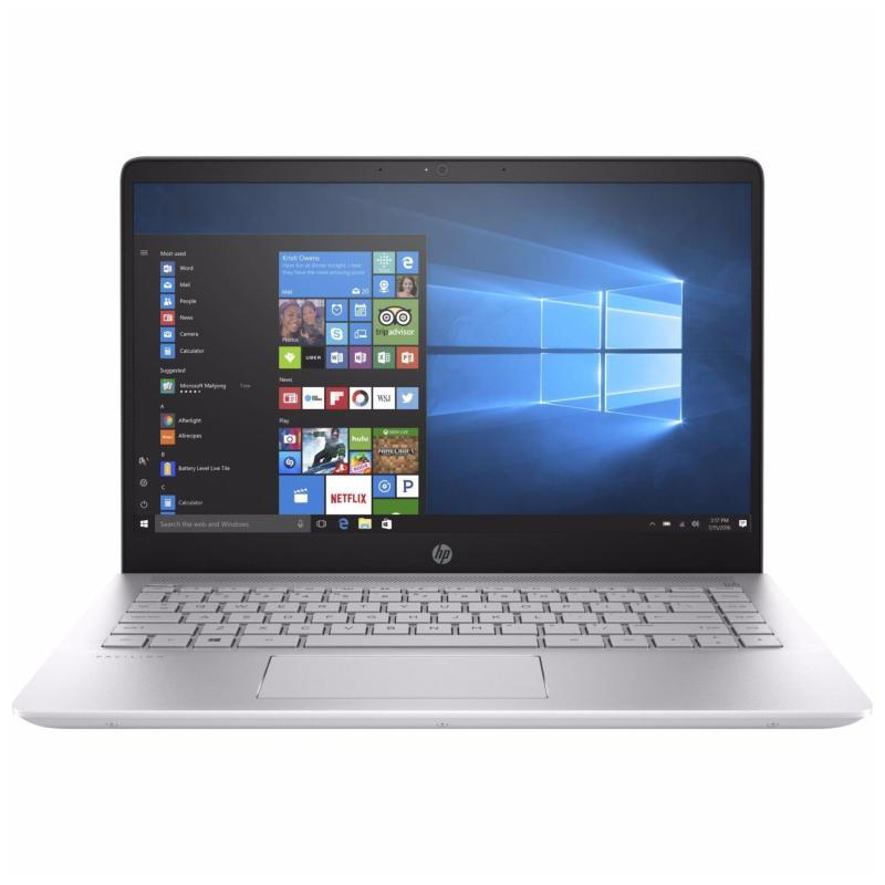 HP Pavilion Laptop 15-ck038TX i7-8550U Windows 10 Home 64 15.6 FHD 8 GB DDR4-2400 SDRAM (1 x 8 GB); 1 TB 5400 rpm SATA PLUS 128 GB M.2 SSD NVIDIA® GeForce® MX150 (2 GB GDDR5)