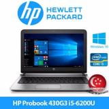 Who Sells Hp Probook 430 G3 Laptop I5 6200U 4Gb 500Gb Hdd Win10 Notebook Business Nb Cheap