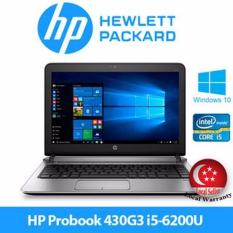 Sales Price Hp Probook 430 G3 Laptop I5 6200U 4Gb 500Gb Hdd Win10 Notebook Business Nb