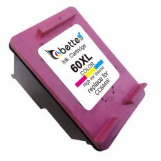 Brand New Hp Re Manufactured Ink Cartridge 60Xl Color Cc644W