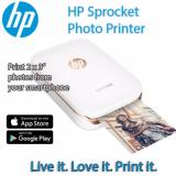 Hp Sprocket Photo Printer White With Sprocket App Promo Code