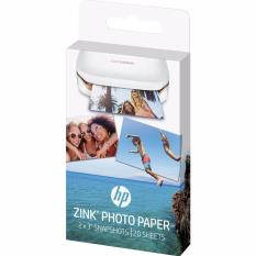 Hp Sprocket Zink Sticky Backed 2 X 3 Photo Paper 20 Sheet Pack Discount Code