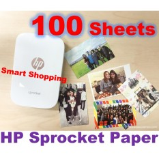 Hp Sprocket Zink® Sticky Backed 2 X3 Photo Paper 100 Sheets Best Price