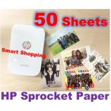 Hp Sprocket Zink® Sticky Backed 2 X3 Photo Paper 50 Sheets Sale