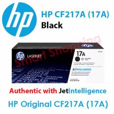 Sale Hp Toner Original Cf217A 17A Black On Singapore