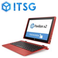 HP x2 Detachable 10-p014TU (Red) / Laptop / Notebook / Computer / Portable / Windows / Business Use / Tablet