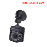 Hp320 16Gb Tf Card 1080P Car Dvr Gt300 Novatek96220 3 0Mp Cmos Dash Camera 120 2 4 Inch G Sensor Motion Detection Video Recorder Dashcam Black Intl China