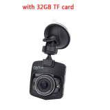 Promo Hp320 32Gb Tf Card 1080P Car Dvr Gt300 Novatek96220 3 0Mp Cmos Dash Camera 120 2 4 Inch G Sensor Motion Detection Video Recorder Dashcam Black Intl
