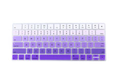 183b42a6ddd HRH Hot New Keyboard Cover Silicone Skin Protector Film for Apple Magic  Keyboard MLA22B/A