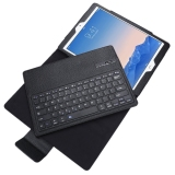 Where Can You Buy Huast Folding Leather Folio Cover With Removable Bluetooth Keyboard For Ipad Air Ipad Air 2 Ipad Pro 9 7 Tablet Black Intl