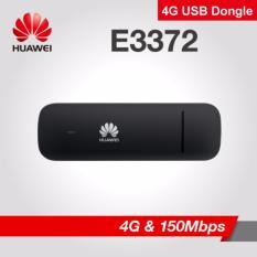 Retail Price Huawei E3372 4G Sim Card Usb Modem E3372H 153 Black Dongle Router