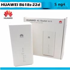 Huawei B618 B618s-22d 4g Lte Ultra 600mbps Cat11 Direct Sim Router By Sing4g