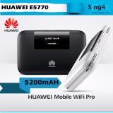 Retail Huawei E5770 4G 150Mbps 20Hr 1 Lan 10 Wifi Share