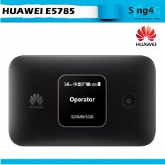 Compare Huawei E5785 4G 300Mbps Mifi Portable Hotspot Direct Sim