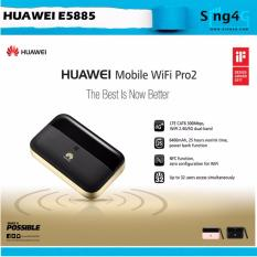Huawei E5885 E5885ls-93a Mobile Wifi Pro 2 4g 300mbps Mifi 25 Hr Battery By Sing4g.