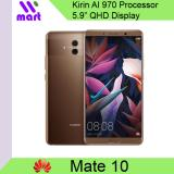 Telco Huawei Mate 10 Dual Sim 4Gb 64Gb Local Warranty Coupon
