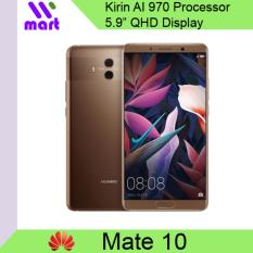 Price Comparisons Of Telco Huawei Mate 10 Dual Sim 4Gb 64Gb Local Warranty