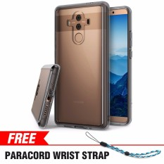 Low Price Huawei Mate 10 Pro Case Ringke Fusion Crystal Clear Pc Back Tpu Bumper Drop Protection Shock Absorption Technology Scratch Resistant Protective Cover For Huawei Mate 10 Pro Intl