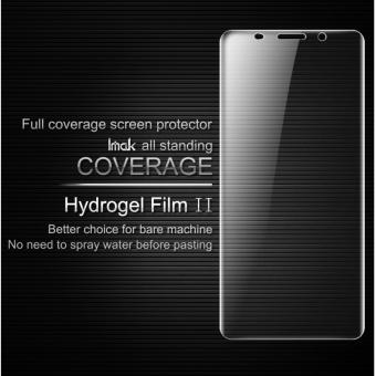 Huawei Mate 10 Pro Imak New TechnologyStick On 0.15mm Hydrogel II Film All Coverage - Front Protector Only