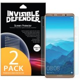 Discounted Huawei Mate 10 Pro Screen Protector Ringke Invisible Defender Full Coverage 2 Pack Edge To Edge Curved Side Coverage Hd Clearness Film For Huawei Mate 10 Pro Intl