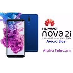 Deals For Huawei Nova 2I 4Gb Ram 64Gb Dual Sim
