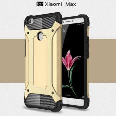Top 10 Hybrid Armor Phone Cover Case For Xiaomi Mi Max Gold Intl