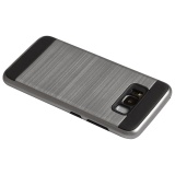Hybrid Armor Shockproof Case Cover For Samsung Galaxy S8 Grey Intl Sale