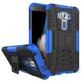 Shop For Hybrid High Impact Shockproof Case Cover For Asus Zenfone 3 Ze520Kl Blue Intl