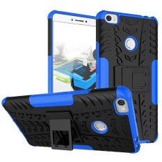 Shop For Hybrid High Impact Shockproof Case Cover For Xiaomi Mi Max Blue Intl