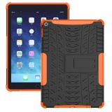 Where To Buy Hybrid Rugged Heavy Duty Armor Hard Back Cover Case With Kickstand For Apple New Ipad 9 7 Inch 2017 A1822 A1823 Ipad Air Ipad 5 Intl