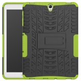 Sale Hybrid Rugged Heavy Duty Armor Hard Back Cover Case With Kickstand For Samsung Galaxy Tab S3 9 7 Inch 2017 Sm T820 T825 Intl Oem