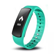 I6 Iwown Hr Wristband Smart Watch Heart Rate Monitor Bluetooth 4 Waterproof Fitness Tracker Bracelet For Ios And Android Intl Coupon Code