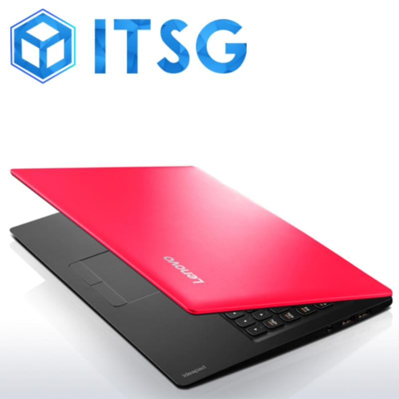 IdeaPad 100S-14IBR: 14.0 HD TN GL(SLIM) (RED)  / Laptop / Notebook / Computer / Home Use / Business Use / Windows