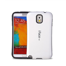 Cheapest Iface Heavy Duty Shockproof Hard Case For Samsung Galaxy Note 3 White
