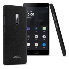 Price Comparisons Of Imak Anti Slip Grip Black Cowboy Hard Case Tempered Glass Screen Protector For Oneplus 2