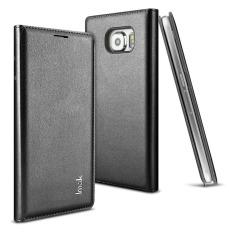 Sale Imak Flip Case Tempered Glass Screen Protector For Samsung Galaxy S6 Black Imak On Singapore