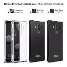 Imak Full Cover Shockproof Soft Tpu For Huawei Mate 10 Pro Metal Black Online