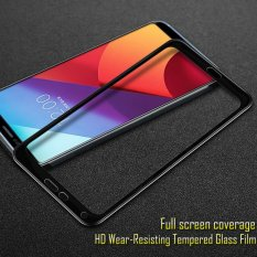 Coupon Imak Full Screen Tempered Glass Protector For Lg G6 Screen Glass Film For Lg G6 Intl