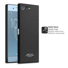 Imak Soft Black Rough Tpu Stealth Case For Sony Xperia Xz Premium Review