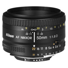 Buy Import Nikon Af 50Mm F 1 8D F1 8D Lens Black Online Hong Kong Sar China